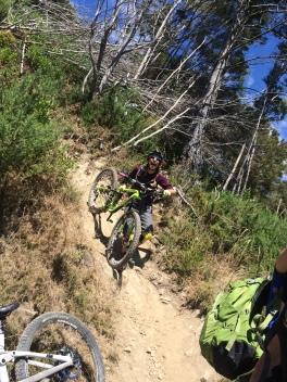 Eeeeee, may have gotten a bit steep.